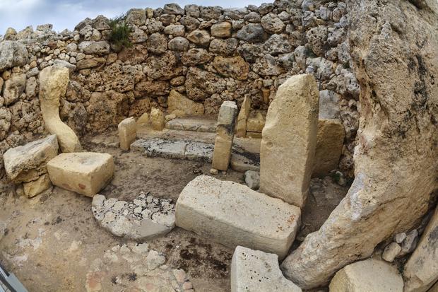 Ggantija, Gozo