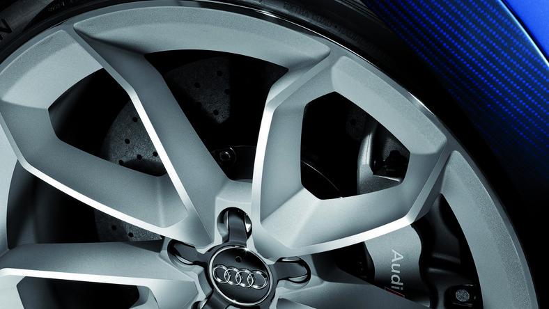 Audi pochwaliło się prototypem o nazwie RS Q3 concept