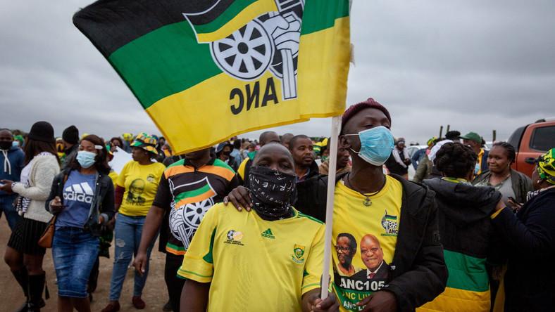 Zwolennicy Jacoba Zumy