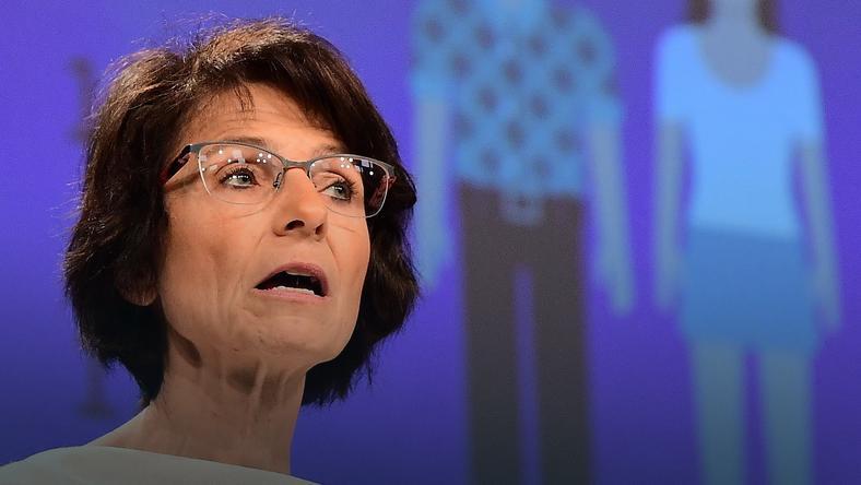 Komisarz ds. zatrudnienia i praw socjalnych Marianne Thyssen