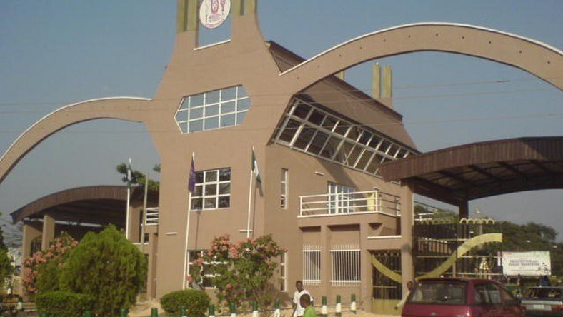 Main Entrance, UNIBEN. Photo: Pulse