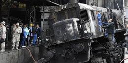 Pożar na dworcu kolejowym. Jest wiele ofiar i rannych
