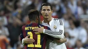 El Clasico bez Neymara, ale też Ronaldo?