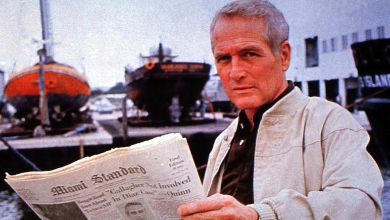 """Paul Newman w filmie """"Bez złych intencji"""""""