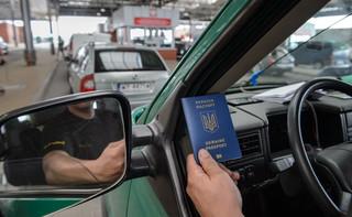 SG: W ciągu trzech dni bez wiz do Polski wjechało ponad 8 tysięcy obywateli Ukrainy