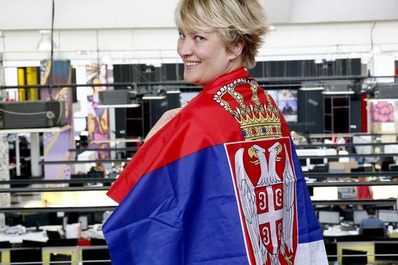 BORAC, MOTIVATOR, PEDAGOG, LAVICA Žena u muškom sportu - Marina Maljković