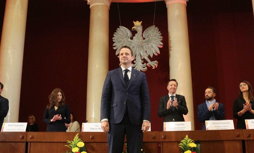 Minęły 2 lata prezydentury Rafała Trzaskowskiego. Fakt rozlicza go z obietnic wyborczych