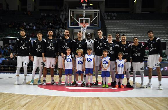 KK Partizan, KK Tofaš