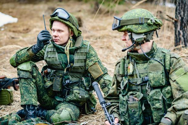 Rosja mobilizuje wojska w pobliżu ukraińskiej granicy