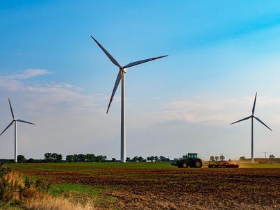 Bankructwo farmy wiatrowej w Krzęcinie to pierwsza od lat upadłość w branży