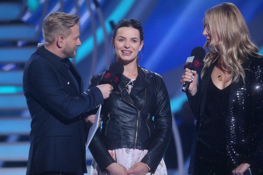 """Marlena Klimczyk z prowadzącymi """"Big Brothera"""""""