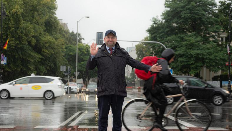 Adam Bielan, fot. Maksymilian Rigamonti 3