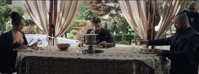 """Scena iz spota """"Žena od sultana"""""""