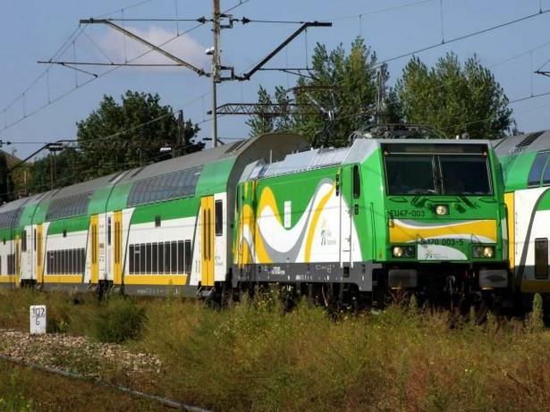 Lokomotywy - TRAXX Bombardier; Koleje Mazowieckie