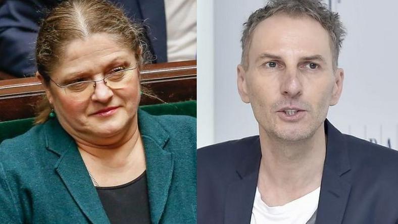 Krystyna Pawłowicz, Krzysztof Gojdź