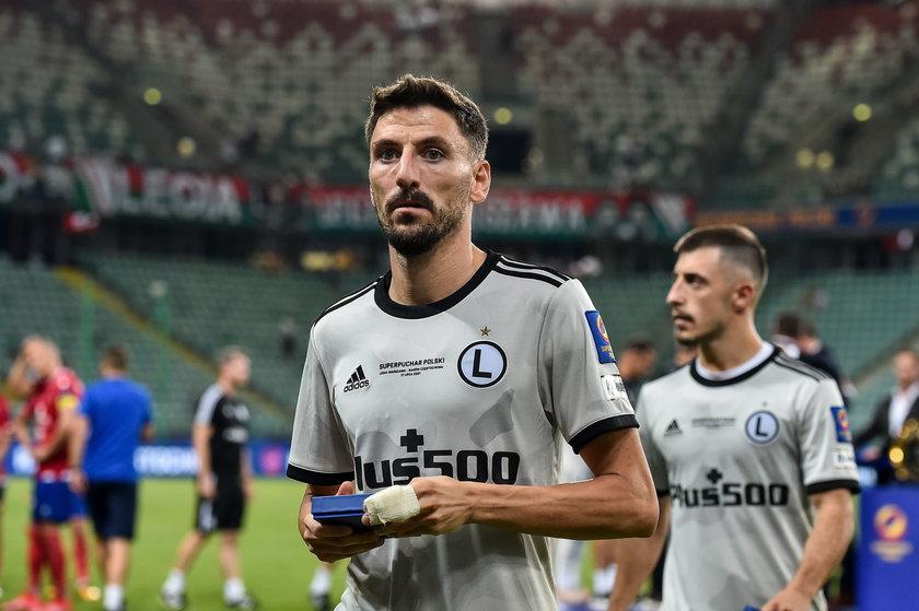 Doskonale wie o tym wahadłowy Legii Filip Mladenović (30 l.), który ma na koncie występy i w Lidze Europy z Crveną Zvezdą, i w Lidze Mistrzów z BATE Borysów.