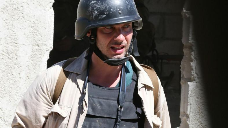Rosyjski fotoreporter Andriej Stenin zginął na Ukrainie
