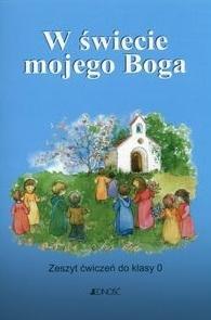 """Książka """"W świecie mojego Boga'"""""""