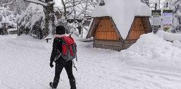 """Turyści utknęli w Tatrach. """"Mamy zapas żywności"""""""