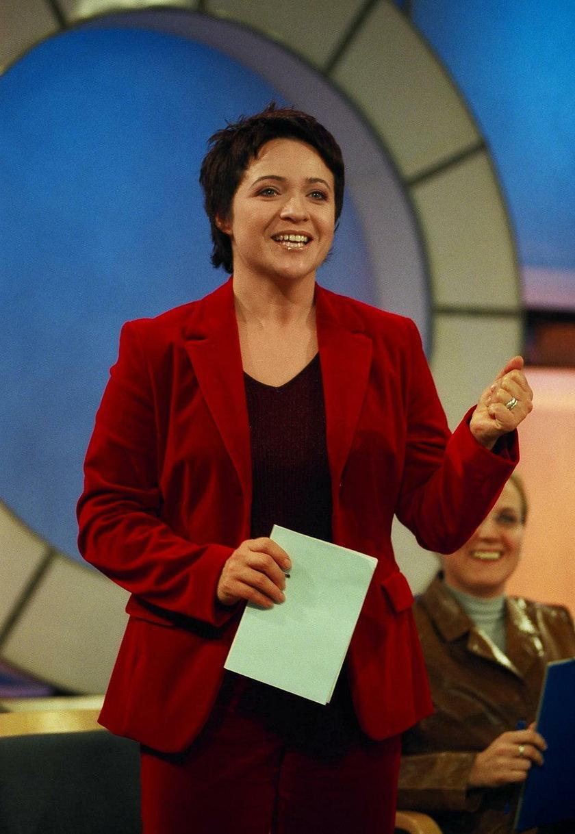 Ewa Drzyzga w 2002 roku