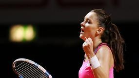 WTA w Toronto: Radwańska wygrała i doprowadziła rywalkę do łez