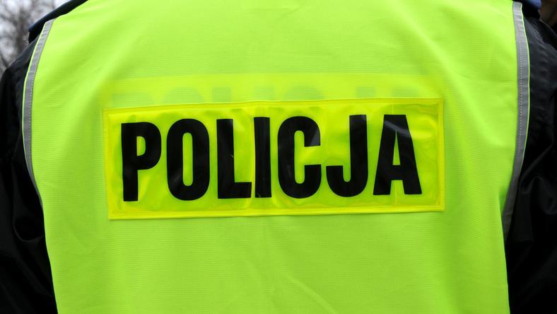 O wypadku poinformował rzecznik wielkopolskiej policji
