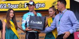 Czech wygrał trzeci etap Tour de Pologne