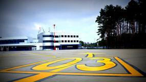 Nowe połączenia z Edynburgiem i Tiraną z lotniska Szczecin-Goleniów