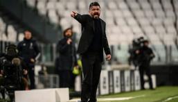 heading for the exit: Gennaro Gattuso has quit before even starting work as Fiorentina coach Creator: Marco BERTORELLO