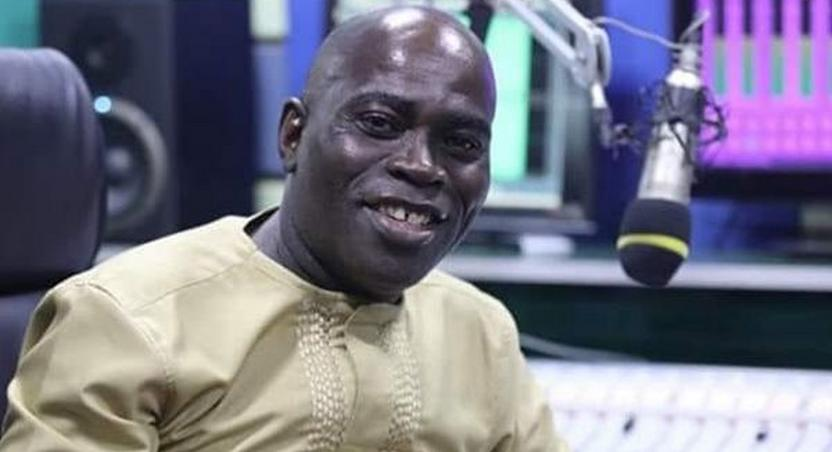 Peace FM's Nana Agyei Sikapa reported dead
