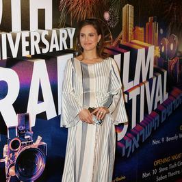 Brzuch Natalie Portman coraz większy! Aktorka spodziewa się dziecka