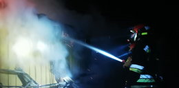 Tragiczny pożar domu pod Przeworskiem. Zginął emeryt