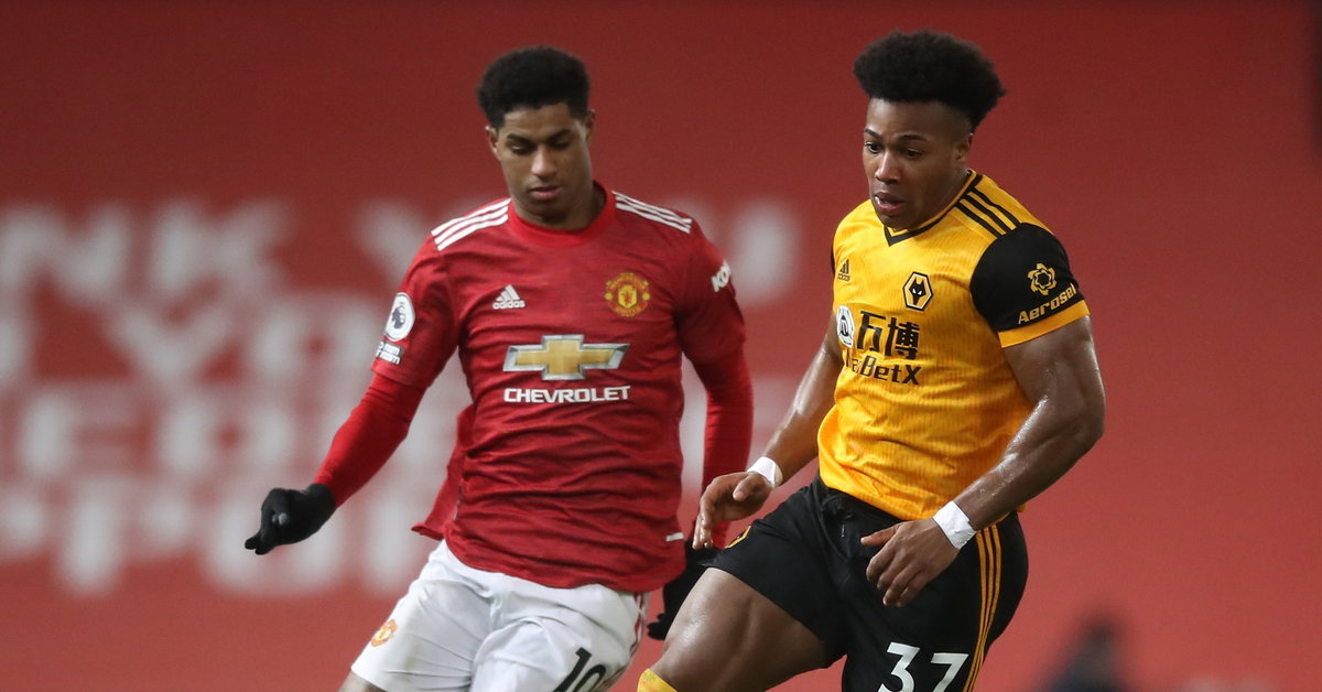 Premier League. Manchester United pokonał Wolverhampton - Sport