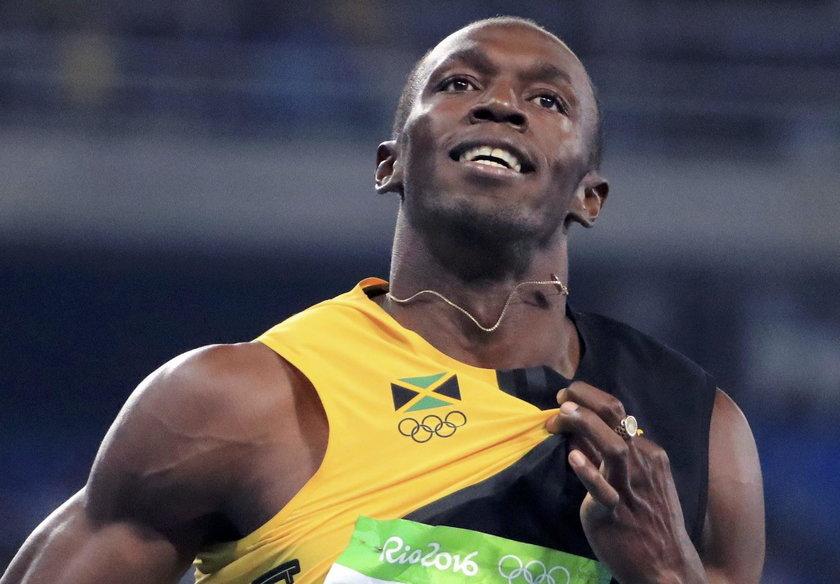 Rio 2016: Usain Bolt przeszedł do historii. Zobacz jego partnerkę Kasi Bennet