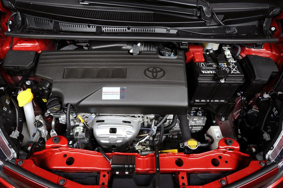Najnowsze Używana Toyota Yaris - celny strzał w segmencie B OO94