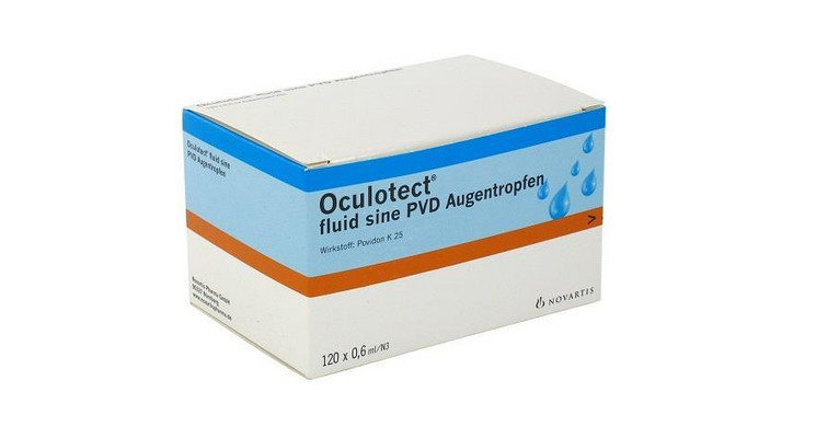 Oculotect Fluid Sine