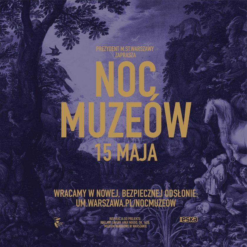 Noc Muzeów 2021. Jak będzie wyglądać w Warszawie