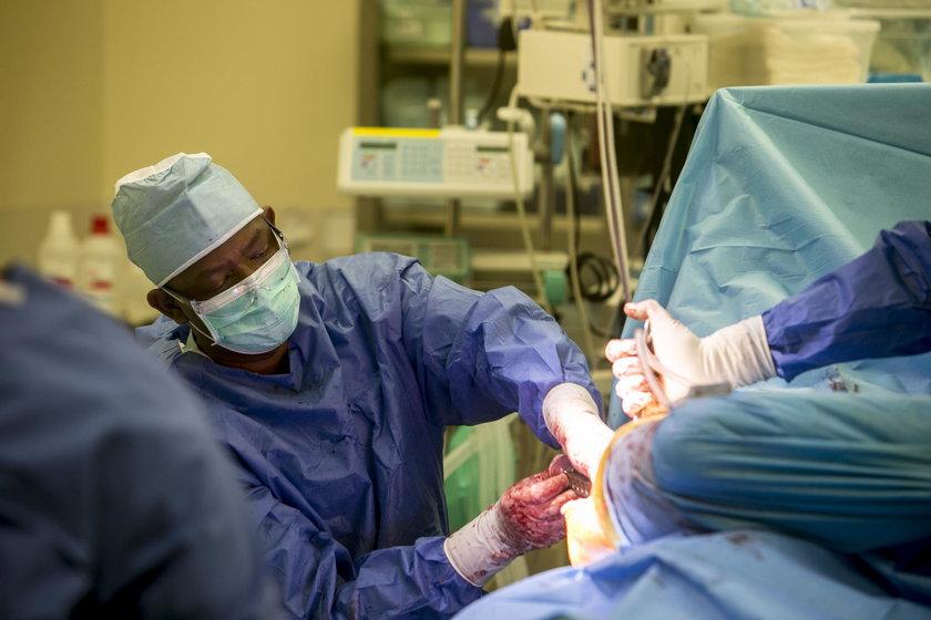 Lekarze z Rwandy szkolą się u chorzowskich ortopedów!