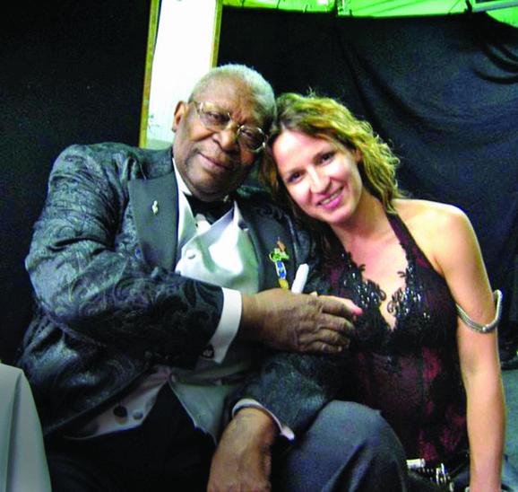 Ana i King bili su zajedno na nastupu Badija Gaja