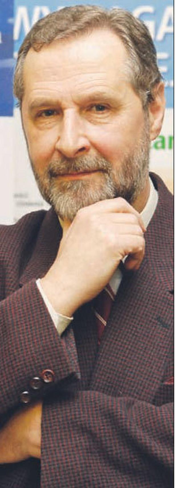 Jacek Zawistowski z Instytutu Chemicznej Przeróbki Węgla w Zabrzu Fot. Tomasz Jodłowski