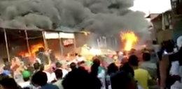 Eksplozja w fabryce petard. Zginęły 23 osoby