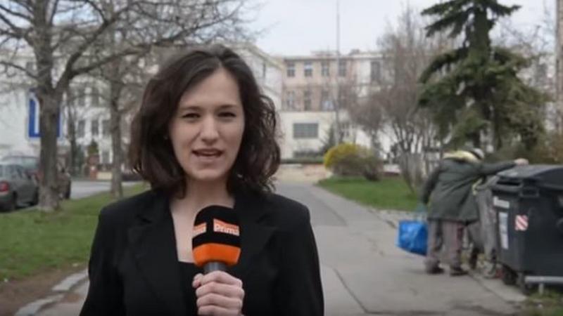 Wpadka w czeskiej telewizji