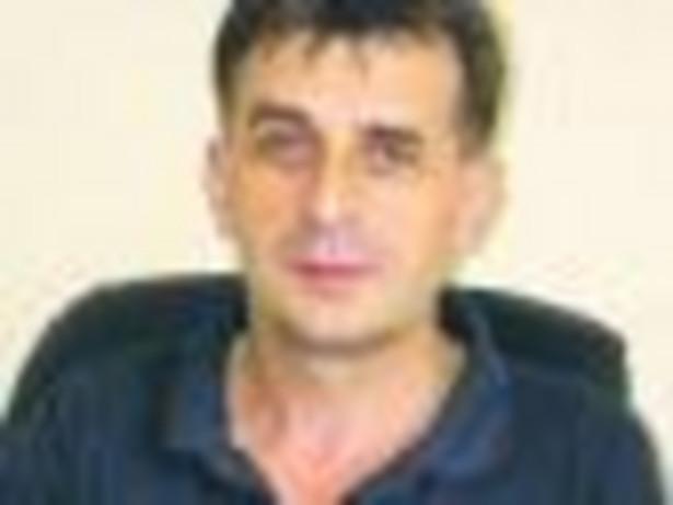 Tadeusz Kołacz, naczelnik wydziału edukacji w gminie Chrzanów
