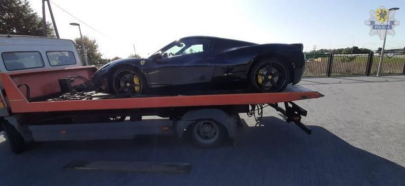 Ferrari dowodziło w październiku 2019 r.