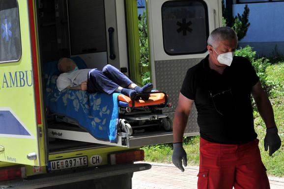Prvi pacijent danas primljen u Specijalnu bolnicu