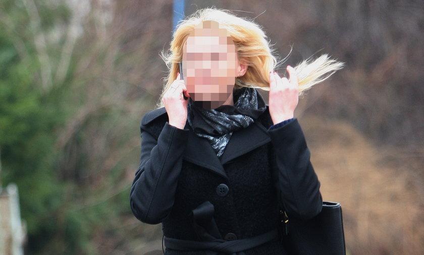 Katarzyna Sz. żona agenta Tomka
