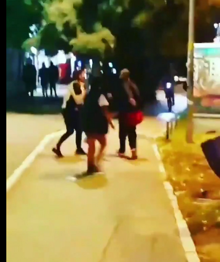 Tuča dve žene u Novom Sadu
