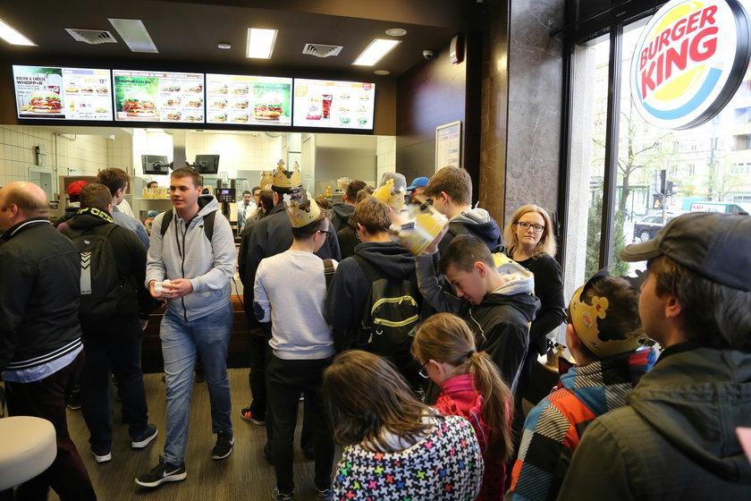 Burger King zainwestuje 300 mln zł w Polsce