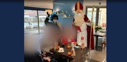 Mikołaj grozy roznosił koronawirusa w domu opieki. Są ofiary śmiertelne