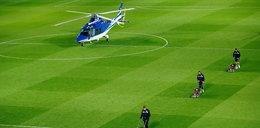 Katastrofa po meczu. Rozbił się helikopter właściciela angielskiego klubu!